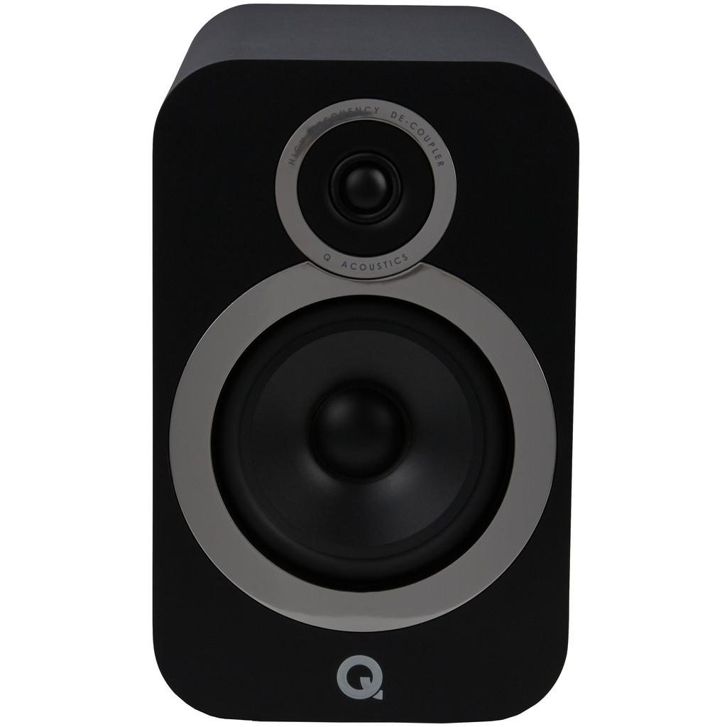 Afbeelding van de Q Acoustics 3030i Zwart (per paar)