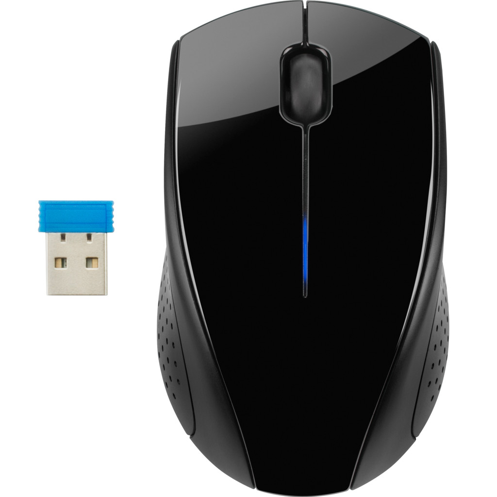 HP Draadloze Muis 220 Zwart