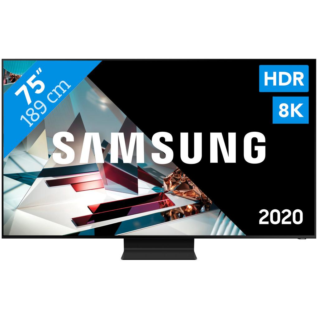 Tweedekans Samsung QLED 8K 75Q800T (2020)