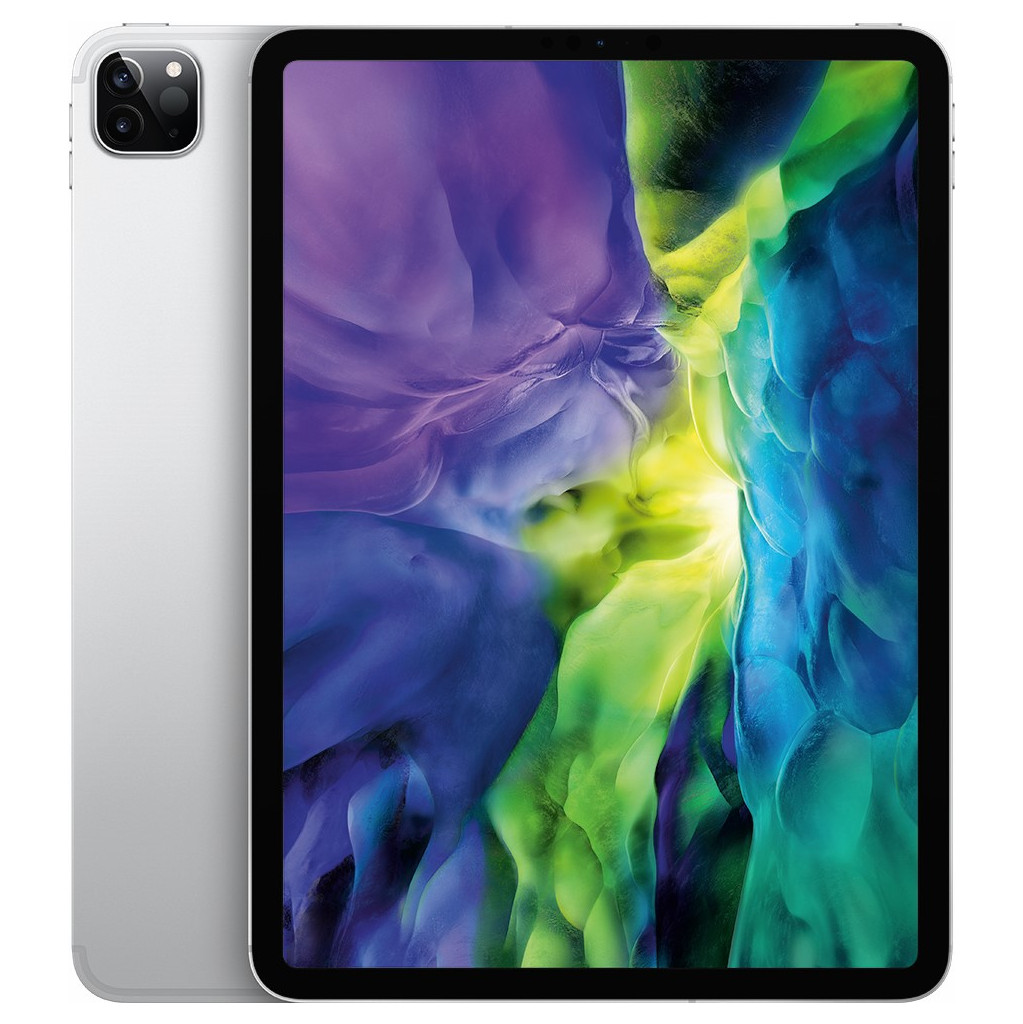 Apple iPad Pro (2020) 11 inch 256 GB Wifi + 4G Zilver