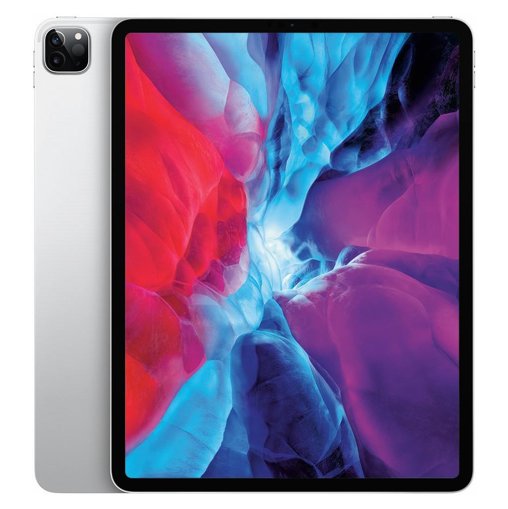 Apple iPad Pro (2020) 12.9 inch 512 GB Wifi Zilver-512 GB opslagcapaciteit  12.9 inch Liquid Retina scherm  iPadOS