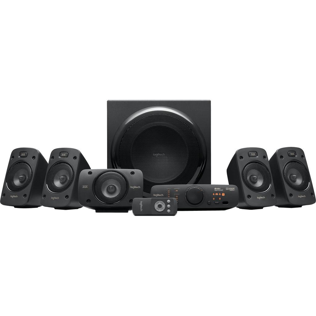 Logitech Z906 5.1 Surround Sound Speakers + Receiver