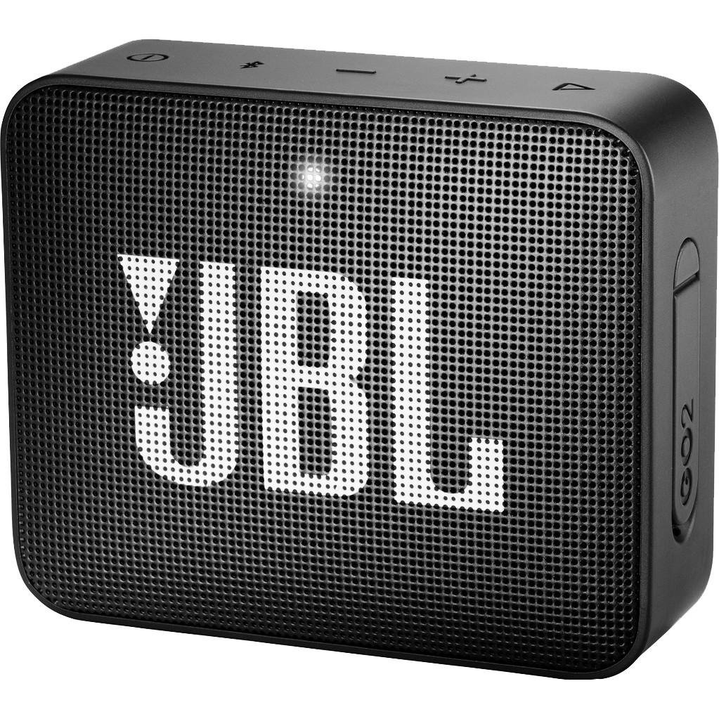 Afbeelding van de JBL Go 2 Zwart