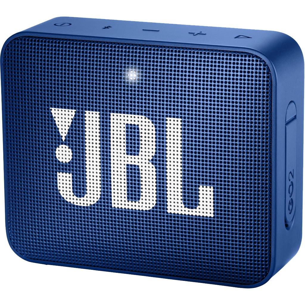 Afbeelding van de JBL Go 2 Blauw