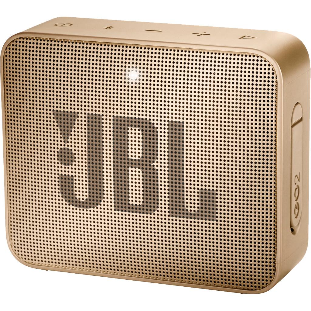 Afbeelding van de JBL Go 2 Champagne