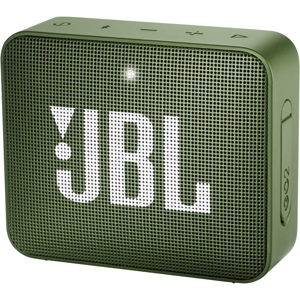 Afbeelding van de JBL Go 2 Groen