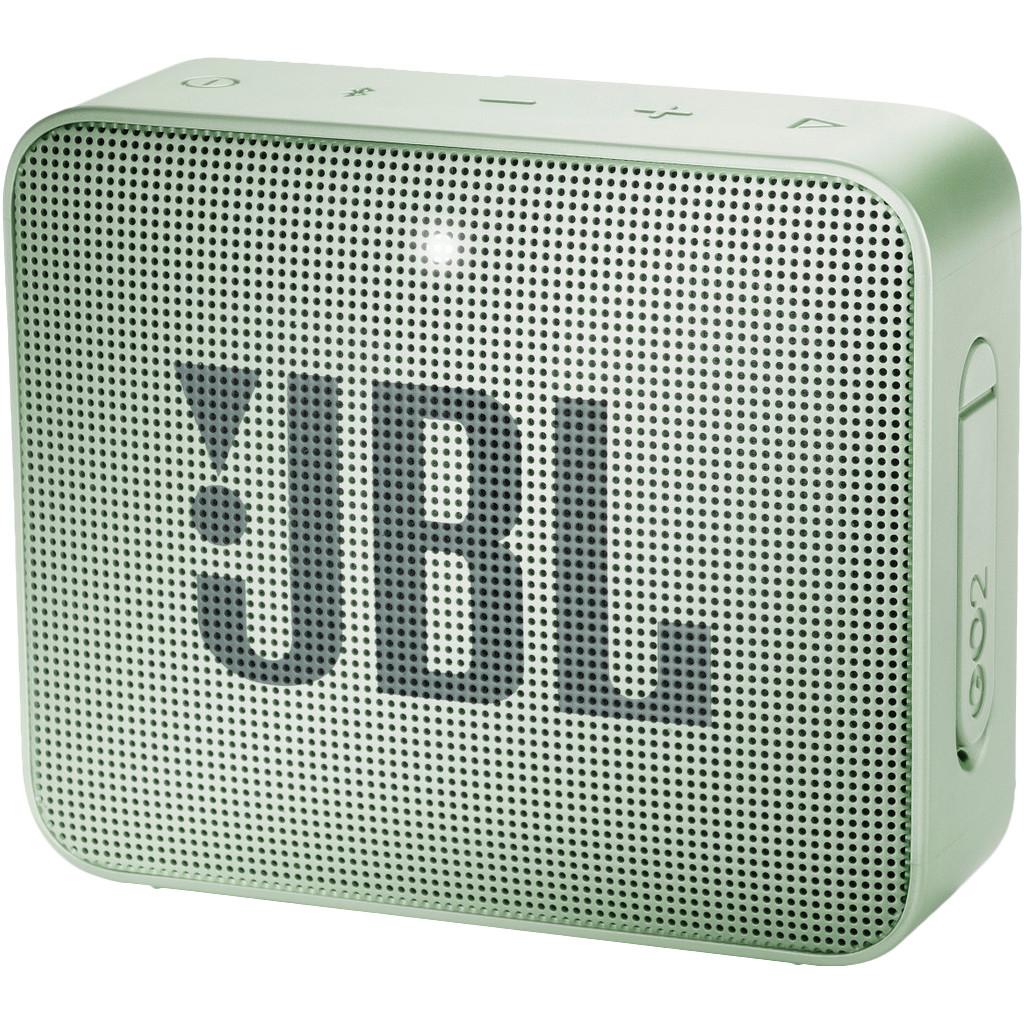 Afbeelding van de JBL Go 2 Mintgroen