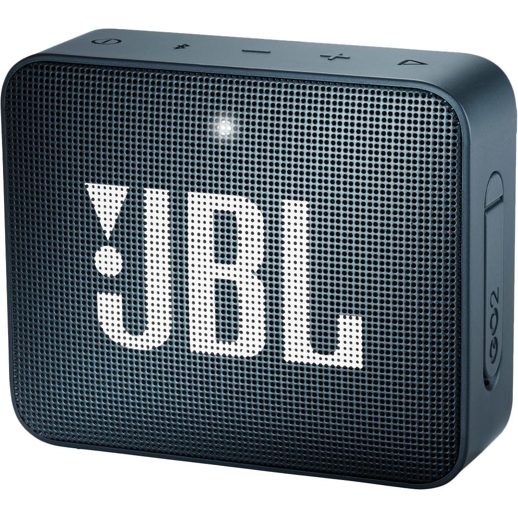 Afbeelding van de JBL Go 2 Donkerblauw