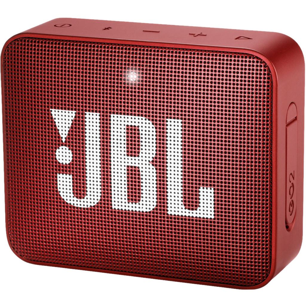 Afbeelding van de JBL Go 2 Rood