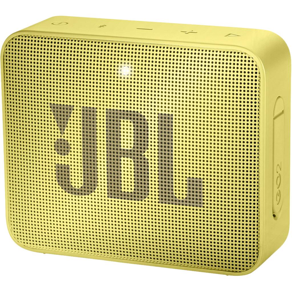 Afbeelding van de JBL Go 2 Geel