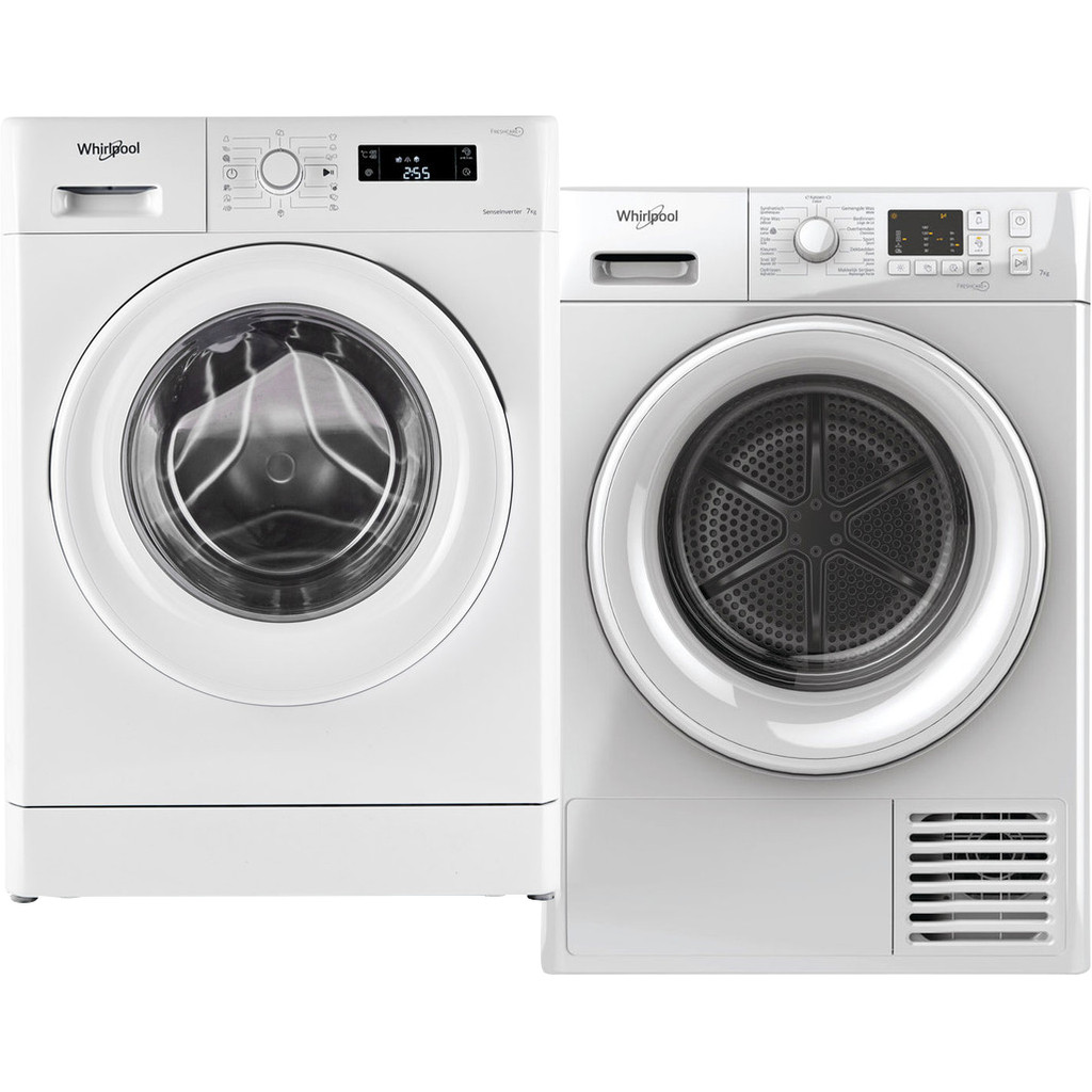 Whirlpool FWF71683WE EU Fresh Care Whirlpool FTBE M10 72