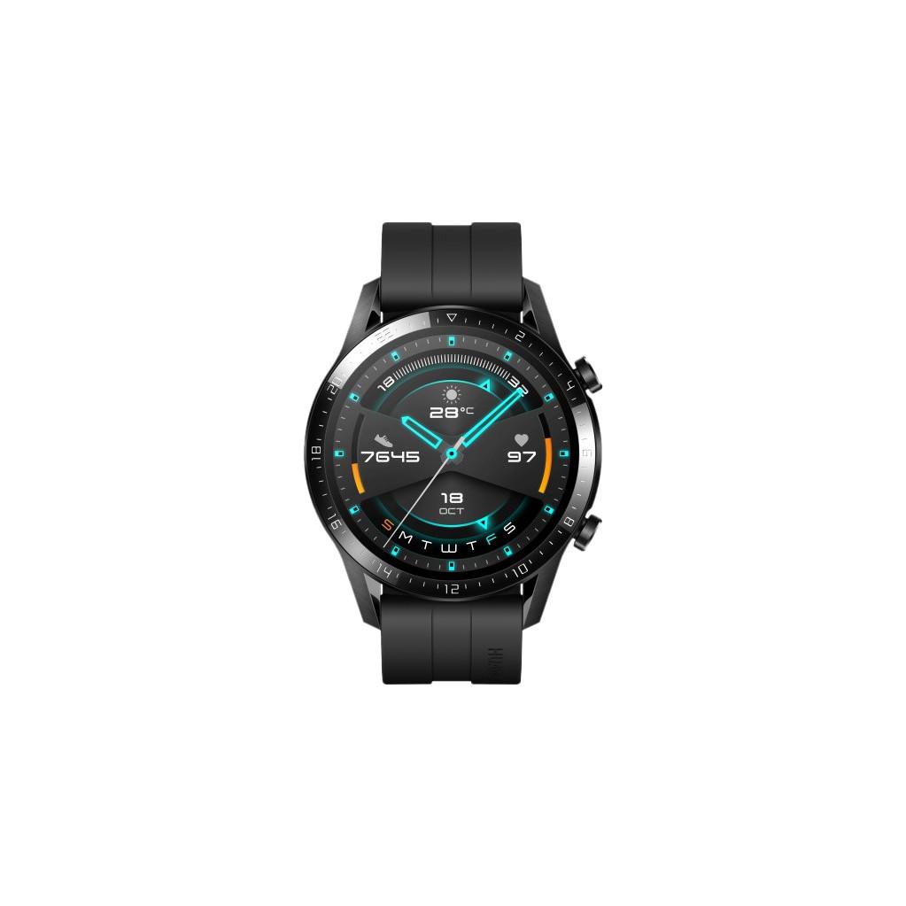Huawei Watch GT 2 Zwart 46mm Nu voor 179 euro!