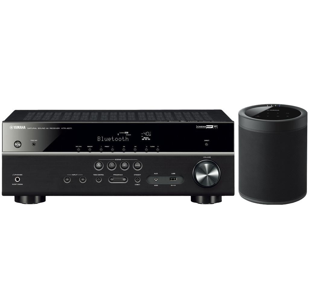Yamaha HTR 4072 MusicCast 20 Nu voor 443 euro!