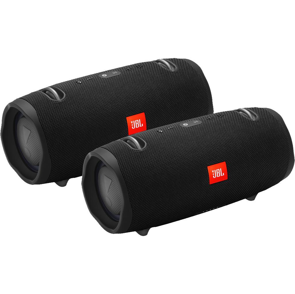 Afbeelding van de JBL Xtreme 2 Duo Pack Zwart