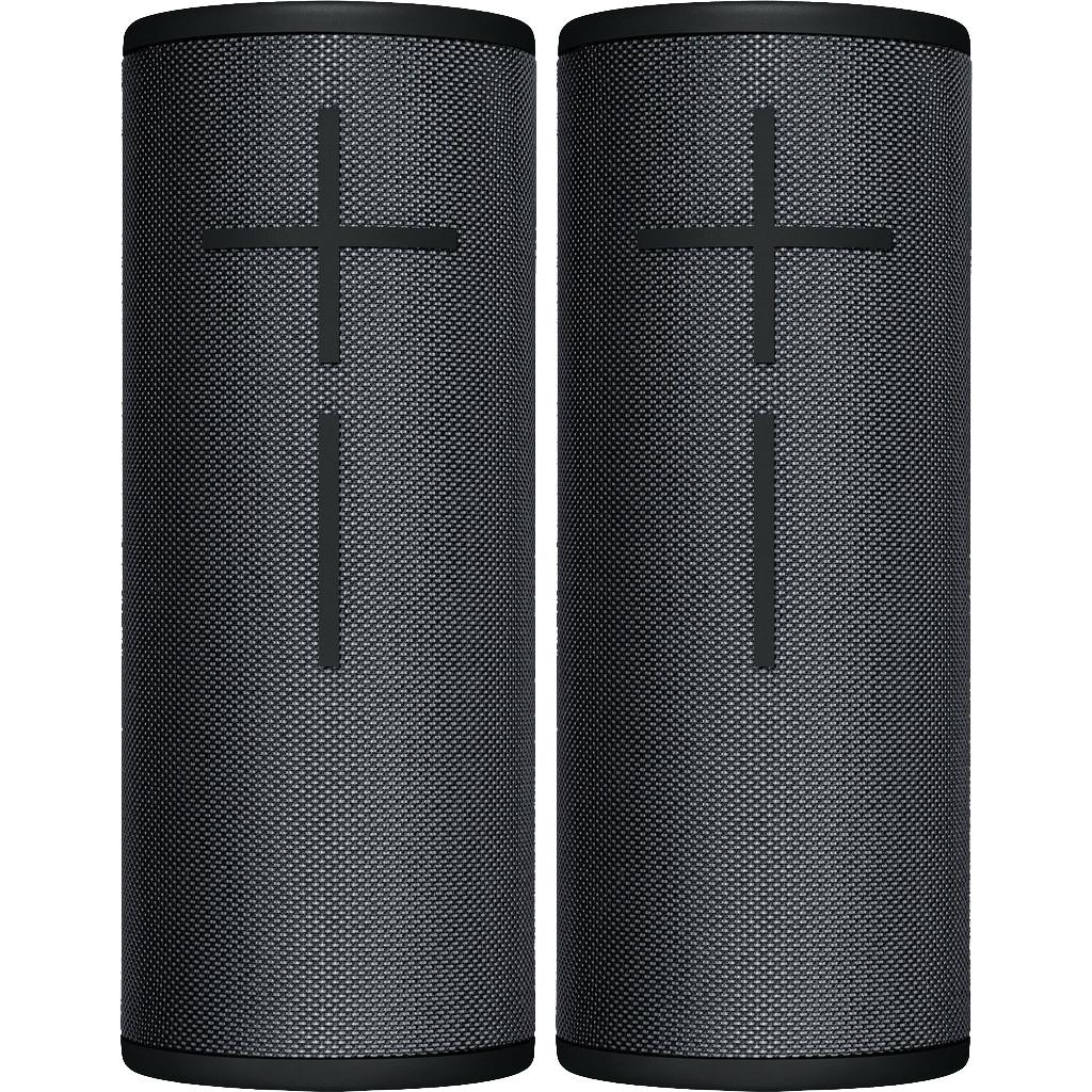 Afbeelding van de Ultimate Ears BOOM 3 Duo Pack Zwart