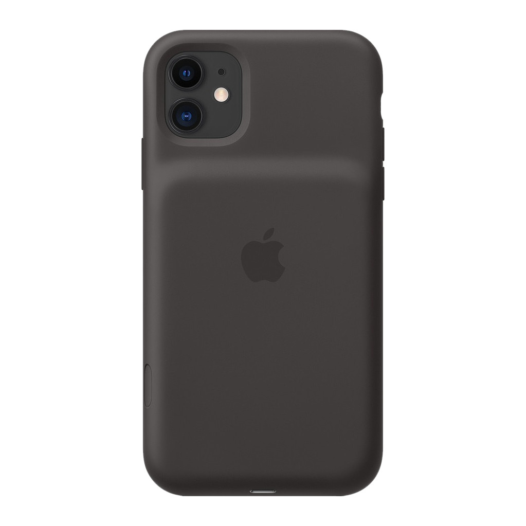 Apple iPhone 11 Smart Battery Case met Draadloos Opladen Zwart
