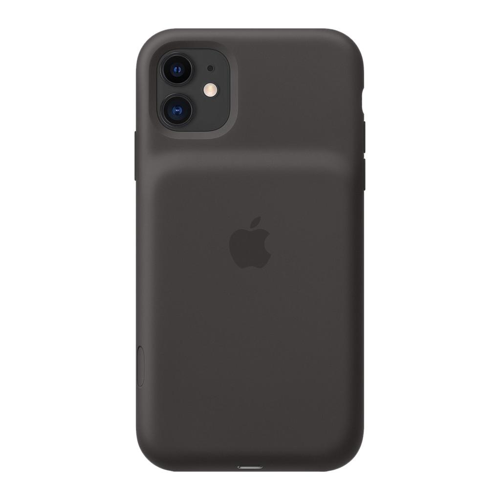 Tweedekans Apple iPhone 11 Smart Battery Case met Draadloos Opladen Zwart