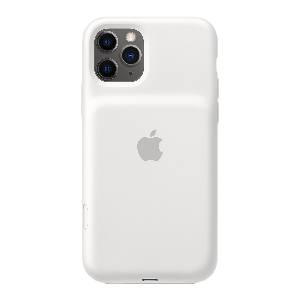 Apple iPhone 11 Pro Smart Batt. Case Wireless Charging white