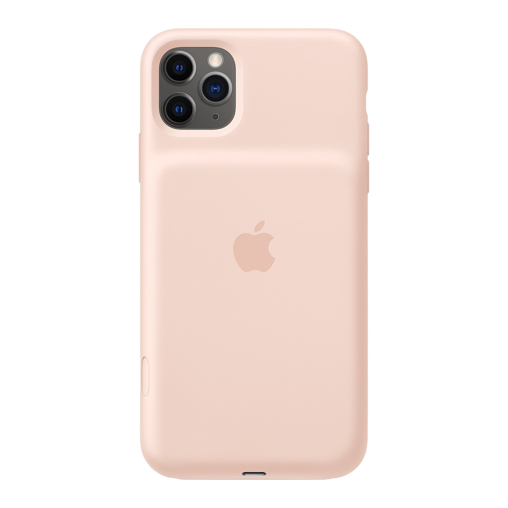 Apple iPhone 11 Pro Smart Batt. Case + Wireless Charging pink