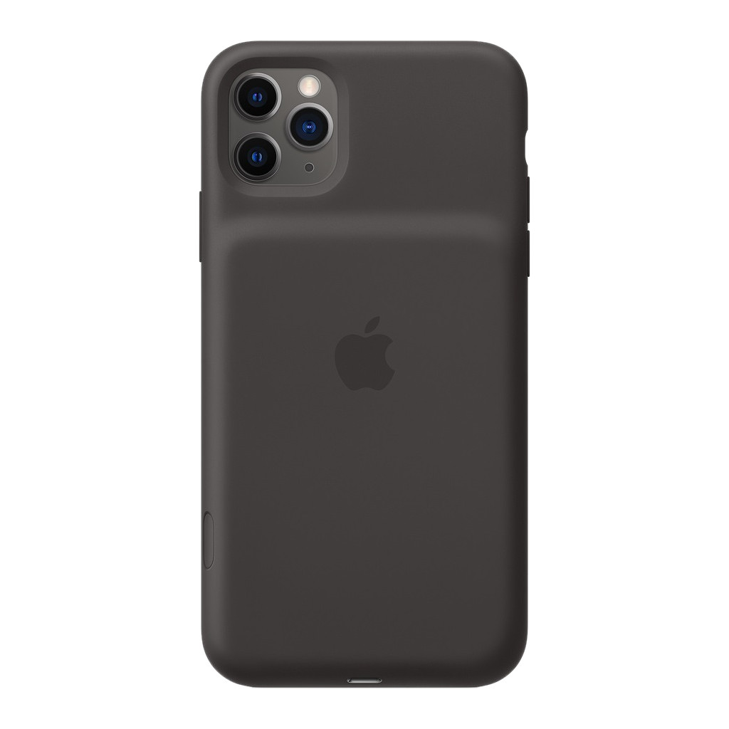Apple iPhone 11 Pro Smart Batt. Case + Wireless Charging black