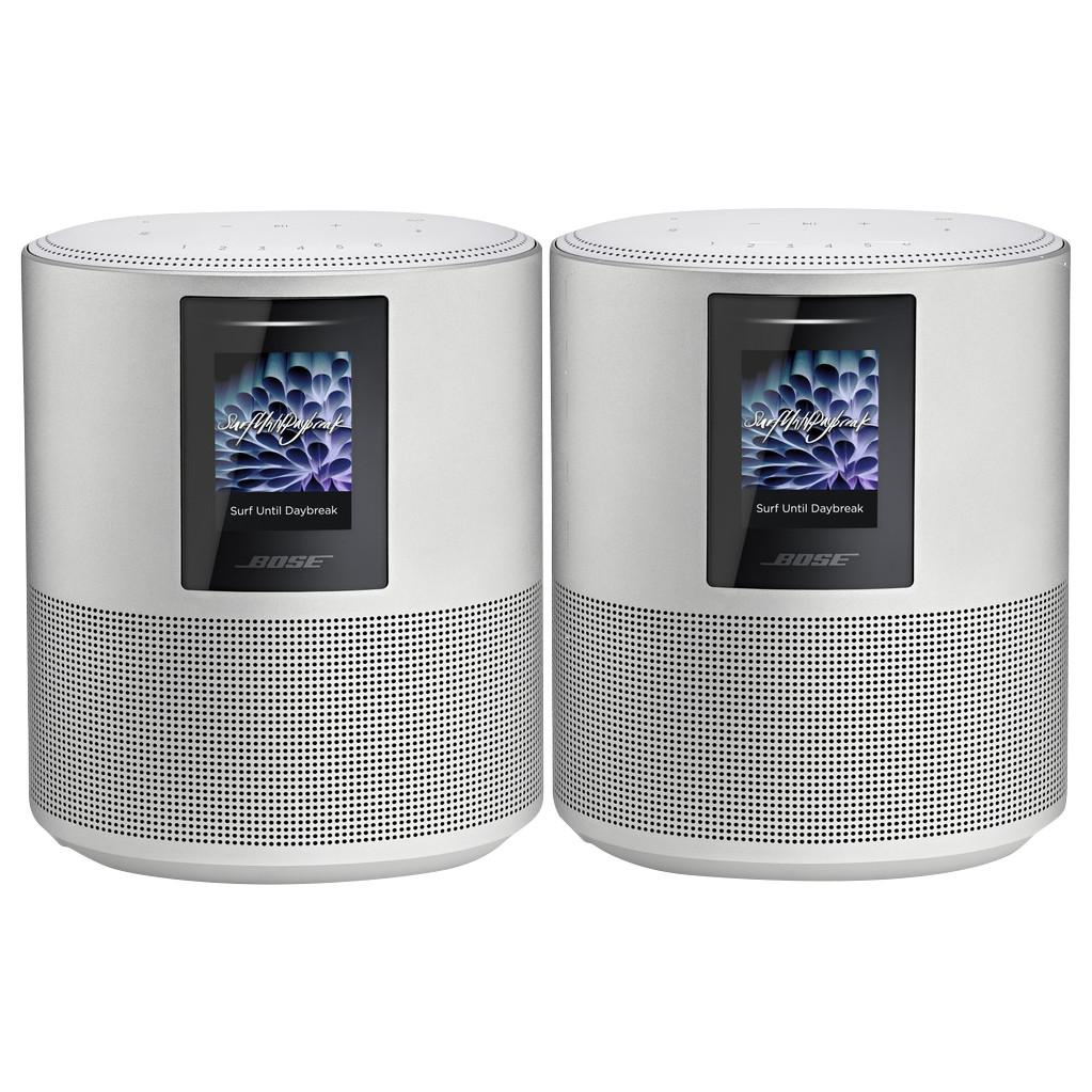 Bose Home Speaker 500 Duo Pack Zilver