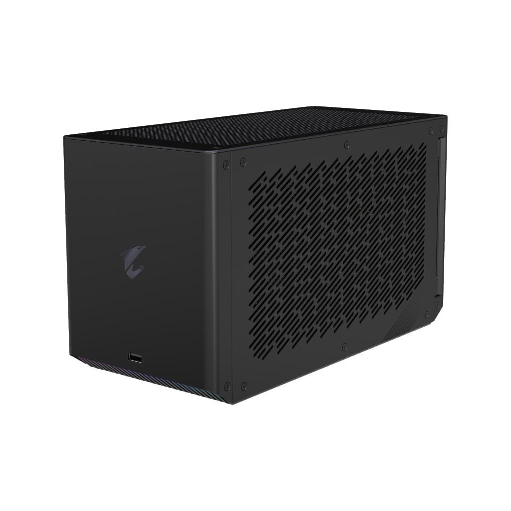 Gigabyte AORUS RTX 2080 Ti Gaming Box-Externe videokaart via Thunderbolt 3  NVIDIA GeForce RTX 2080 Ti  11 GB GDDR6 geheugen