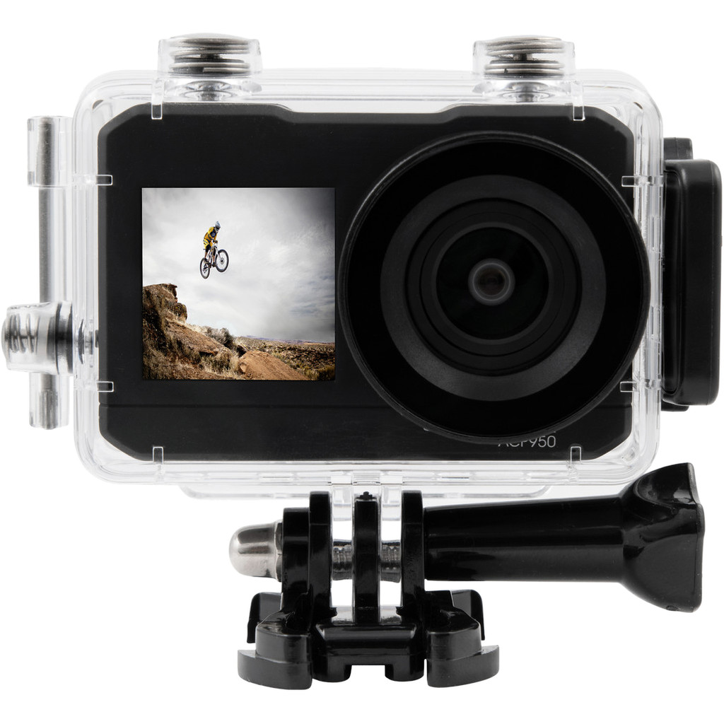 Salora ACP950 actiesportcamera 4K Ultra HD CMOS 16 MP Wi-Fi 46 g