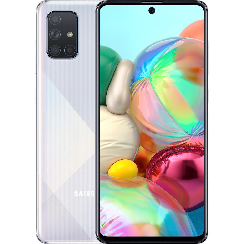 Tweedekans Samsung Galaxy A71 128 GB Zilver