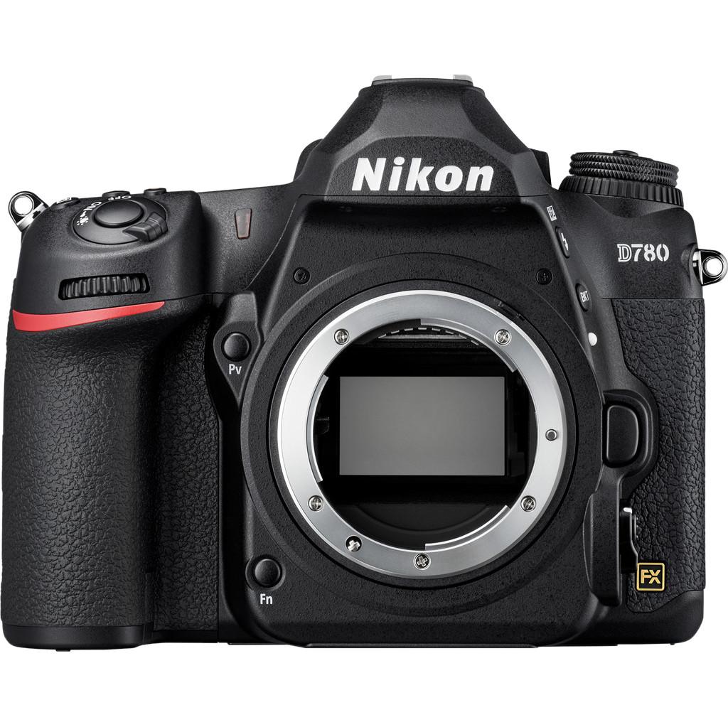 Nikon D780 Body-Geschikt voor type fotograaf: Expert  Type sensor: Full frame  Geen lens meegeleverd