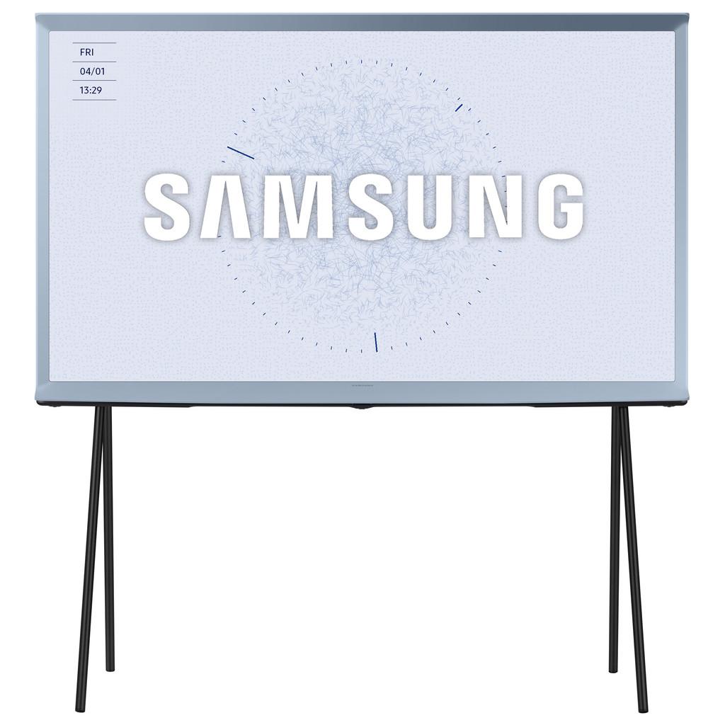 Tweedekans Samsung Serif 55LS01T Blauw (2020) Tweedehands