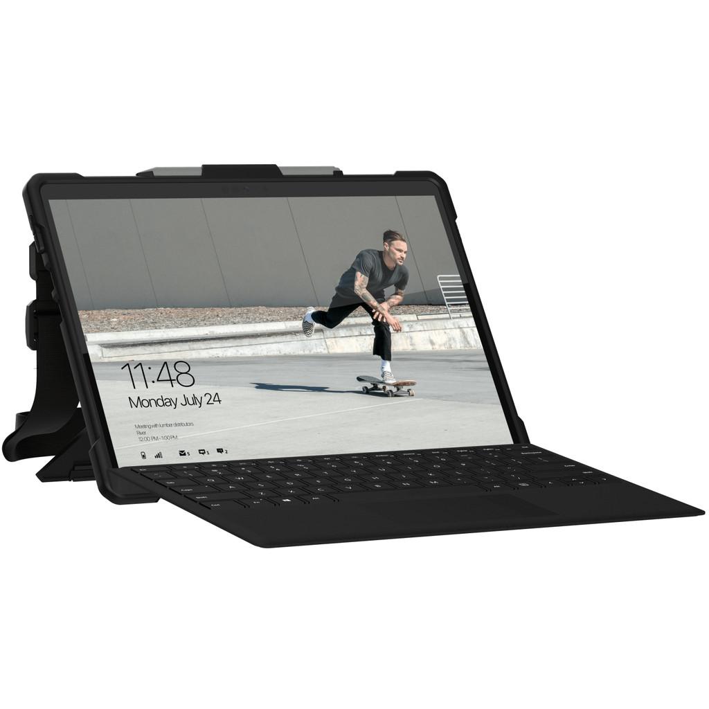 Tweedekans UAG Plasma Ice Surface Pro X Book Case Transparant