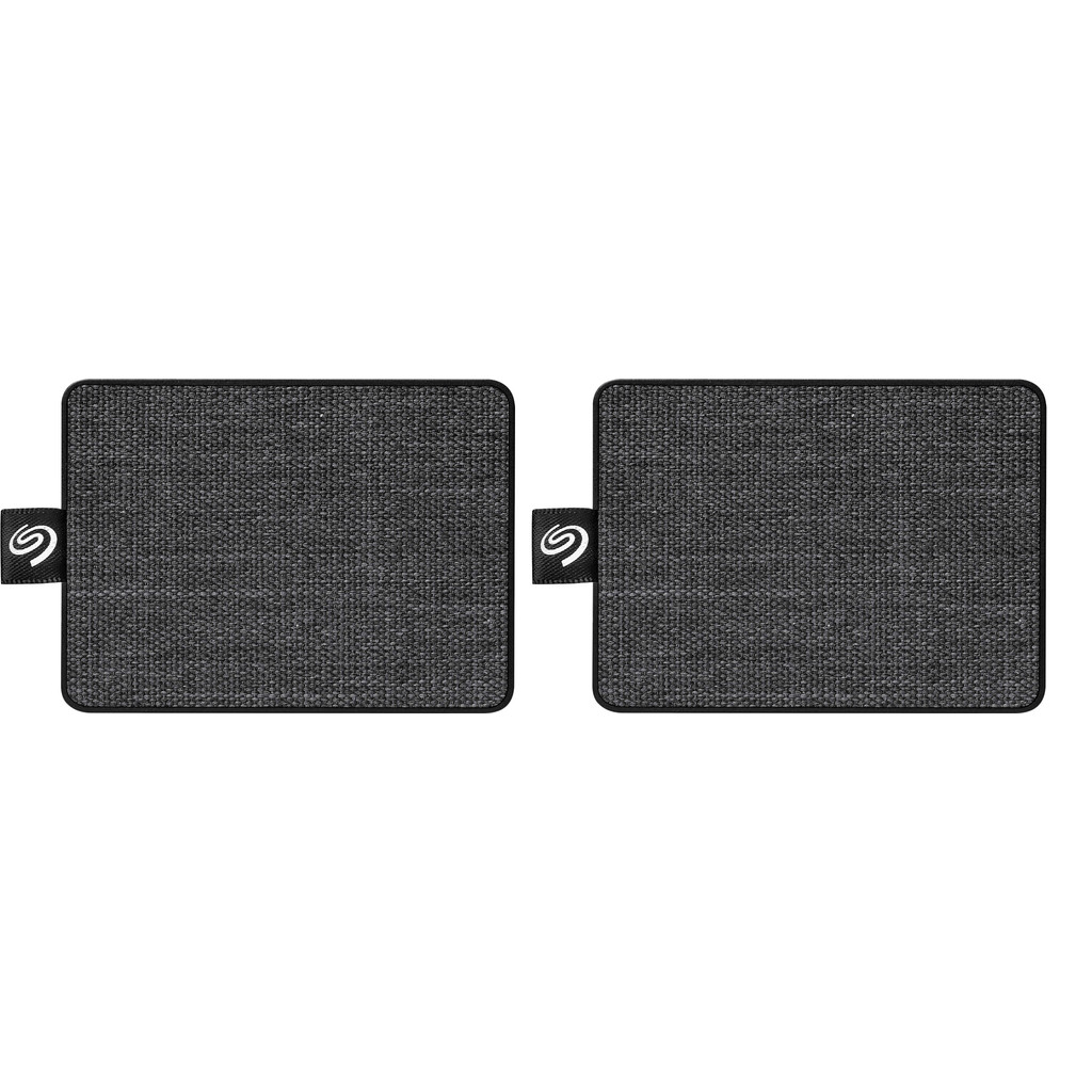 Seagate One Touch SSD 500GB Zwart Duo Pack kopen
