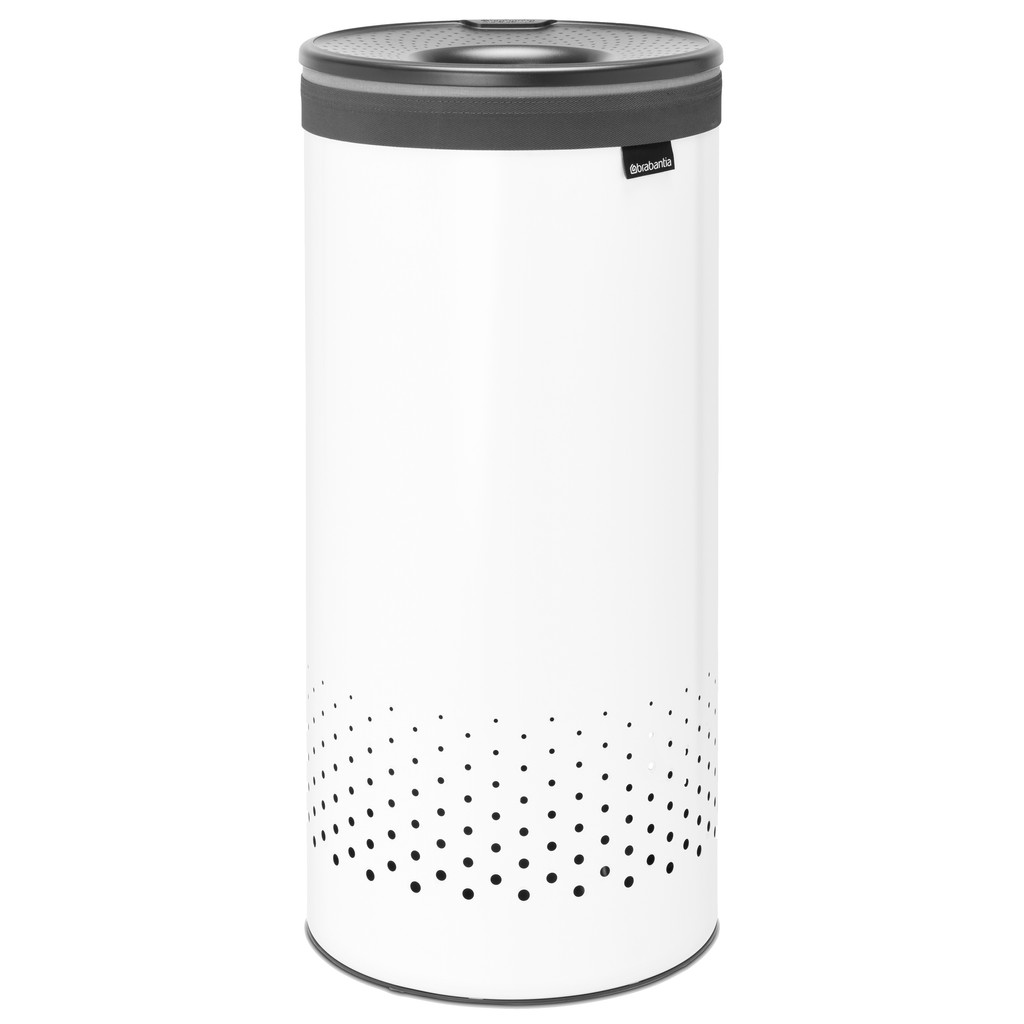 Brabantia Wasbox 35 liter wit