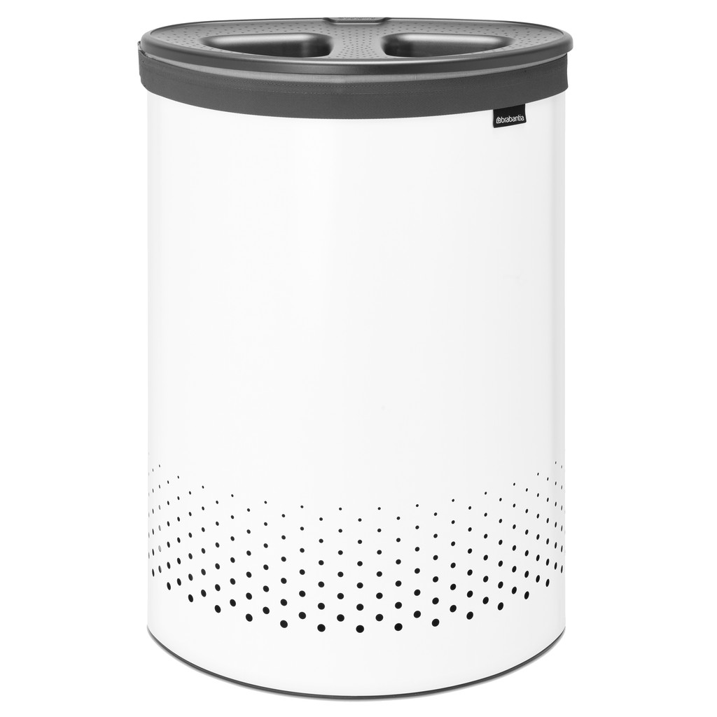 Brabantia Wasbox 55 liter wit