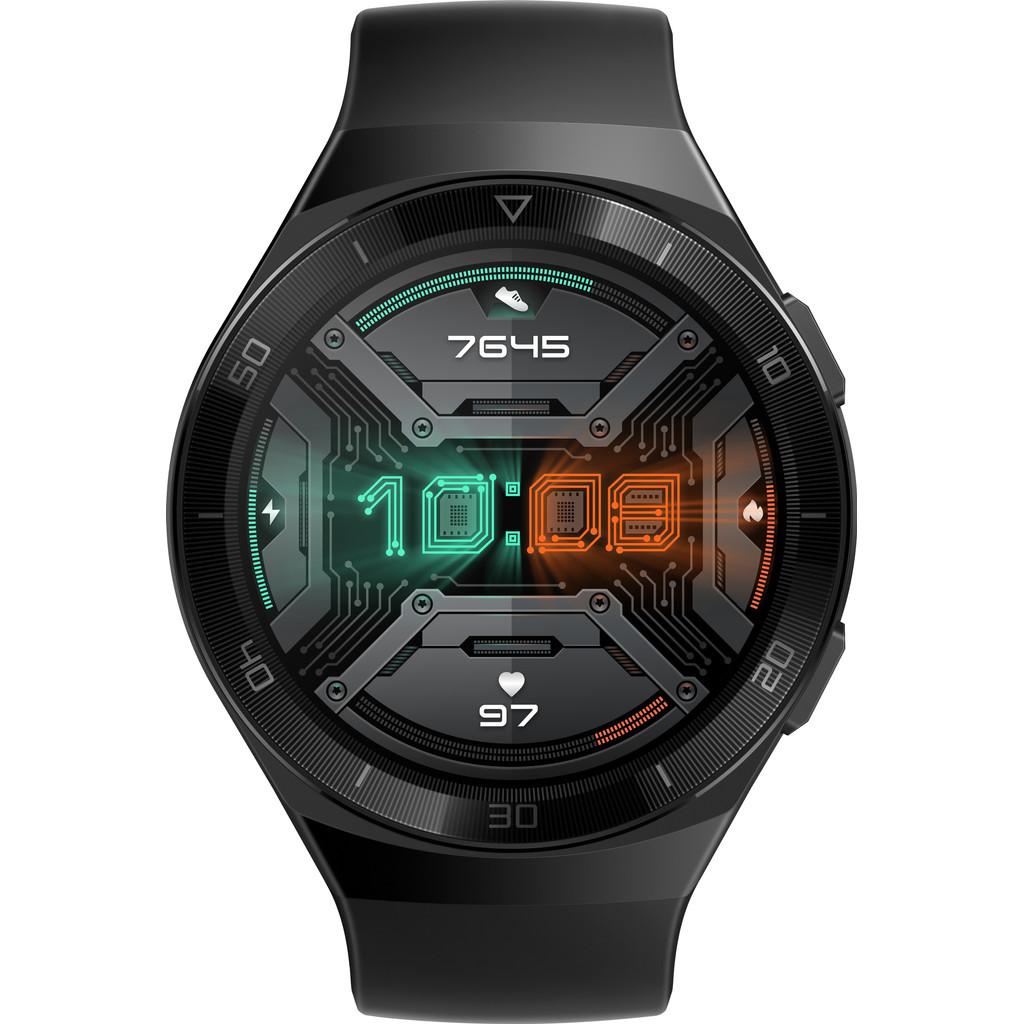 Tweedekans Huawei Watch GT 2E Sport Grafietzwart
