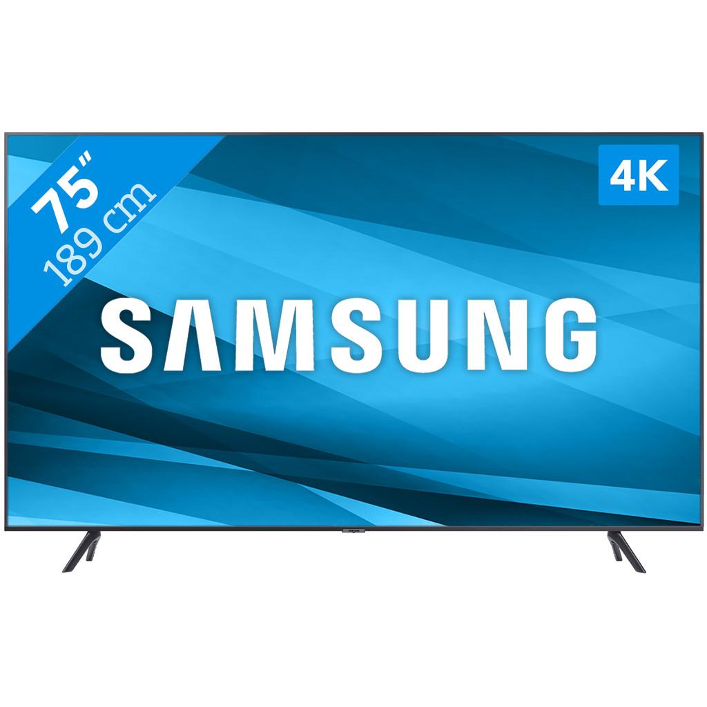 Samsung Crystal UHD 75TU7100 (2020)-4K (UHD)  Smart tv: Tizen  50 Hertz