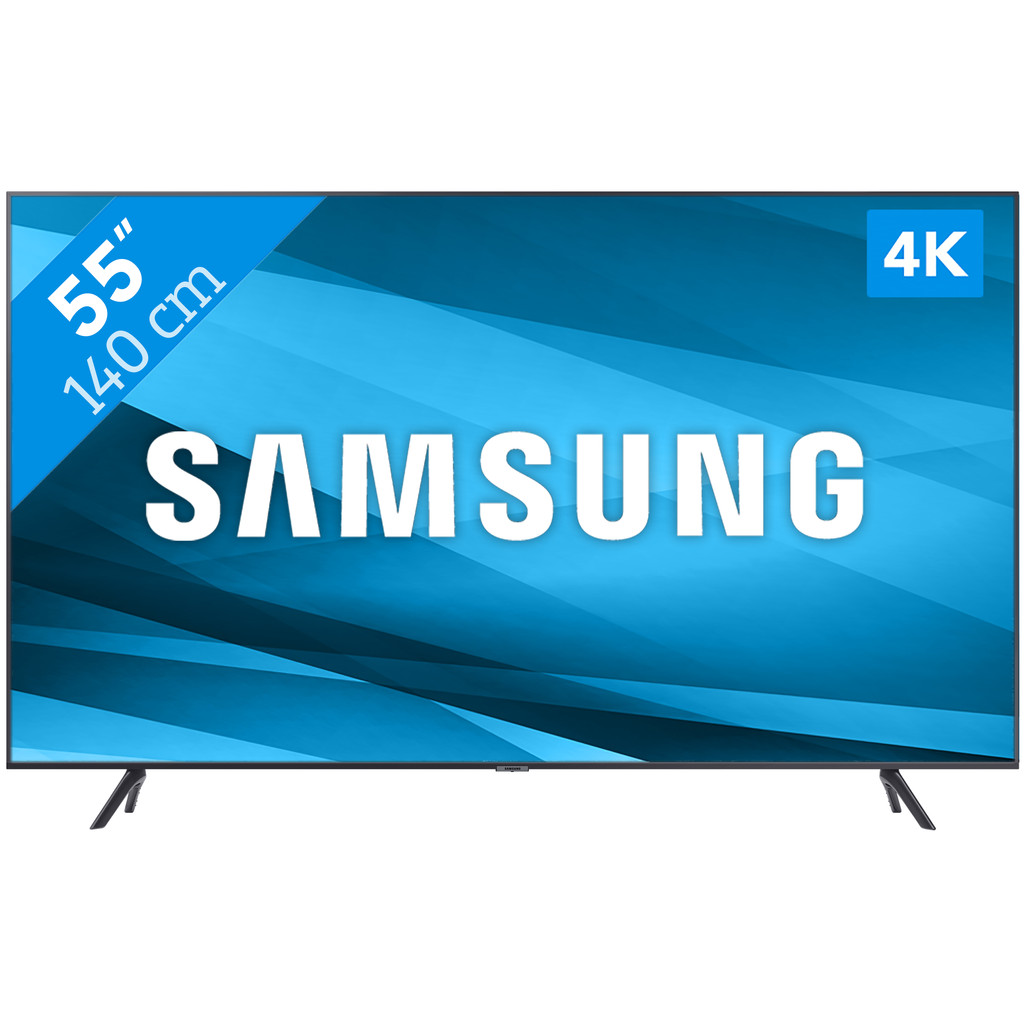 Tweedekans Samsung Crystal UHD 55TU7100 (2020)
