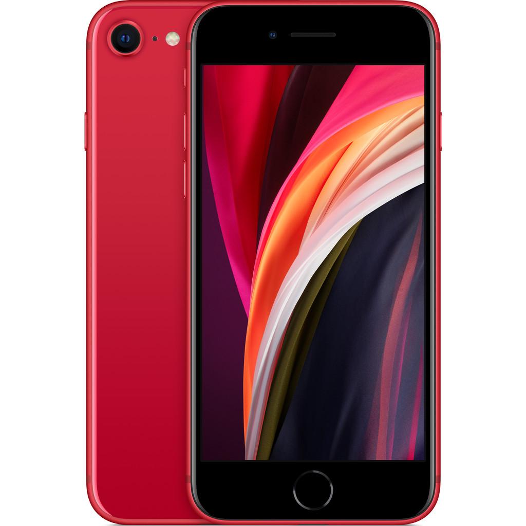 Tweedekans Apple iPhone SE 64 GB RED Tweedehands