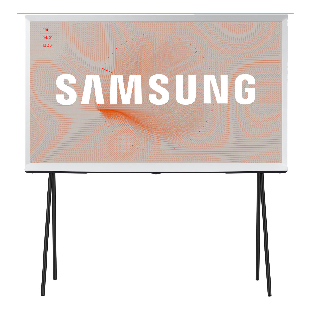 Tweedekans Samsung Serif 49LS01T Wit (2020)