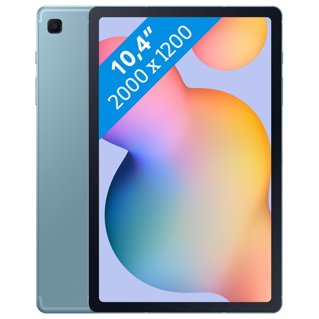 Tweedekans Samsung Galaxy Tab S6 Lite 64 GB Wifi Blauw