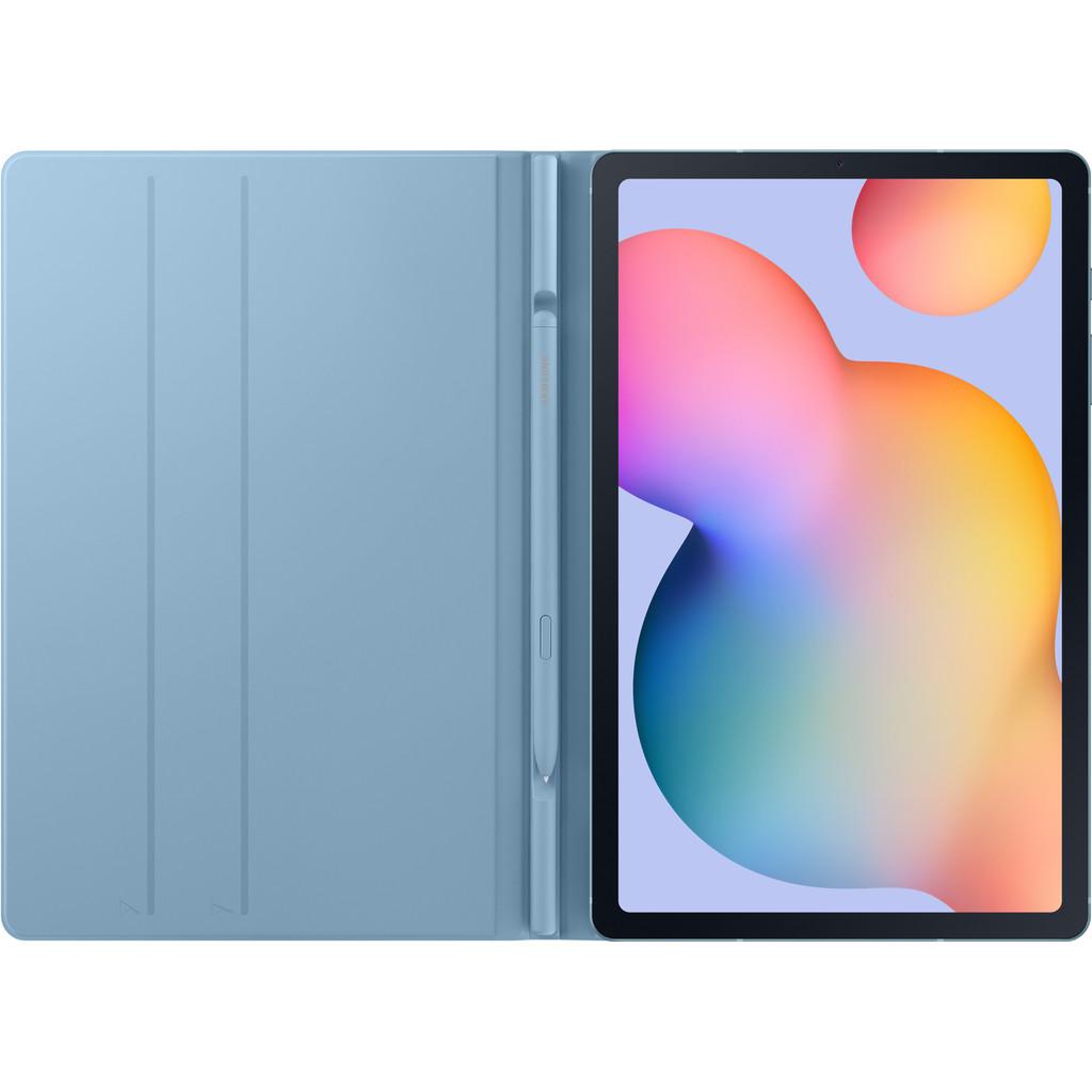Samsung Galaxy Tab S6 Lite Book Case Blauw kopen