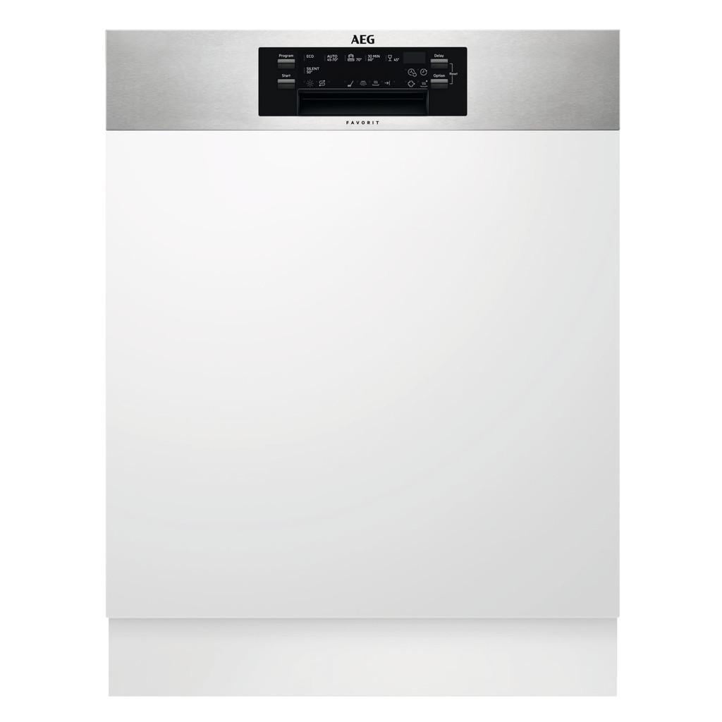 Tweedekans AEG FEE63800PM ComfortLift / Inbouw / Half geintegreerd / Nishoogte 82 - 90 cm