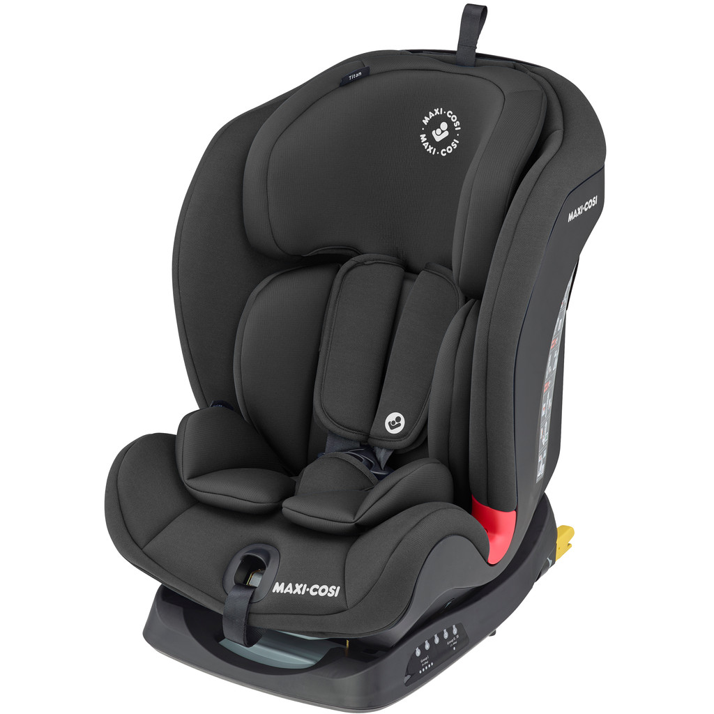 Maxi-Cosi Titan autostoel basic black