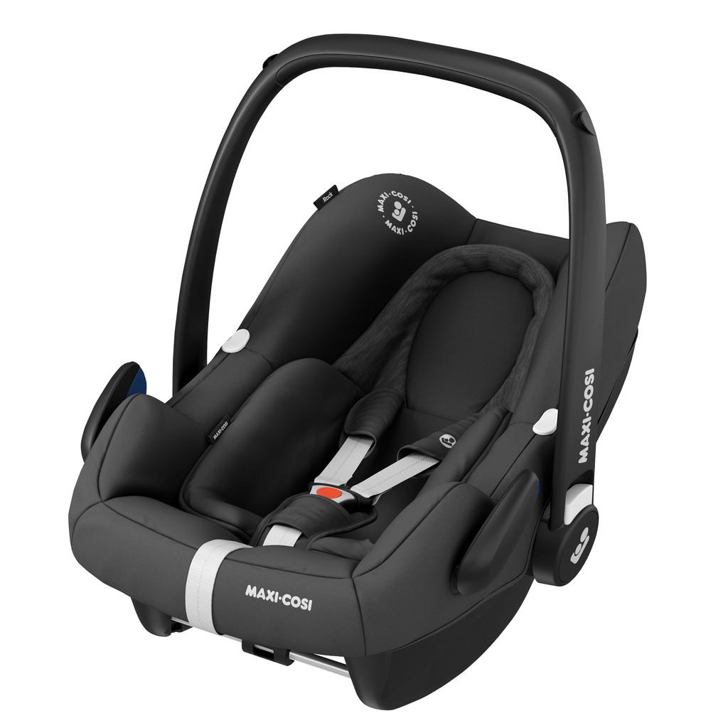 Maxi-Cosi Rock autostoel essential black
