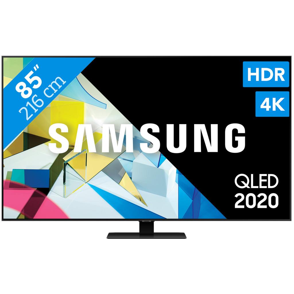 Tweedekans Samsung QLED 85Q80T (2020)