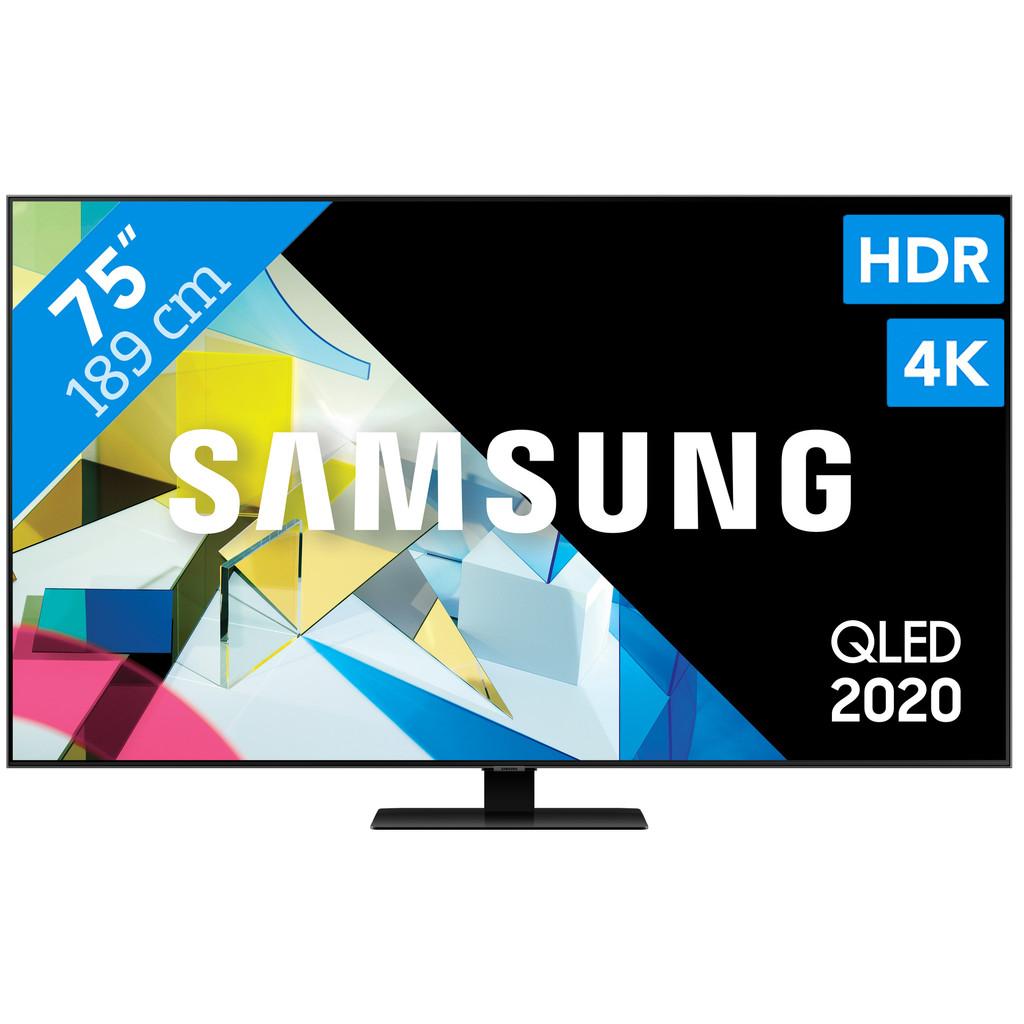 Tweedekans Samsung QLED 75Q80T (2020)