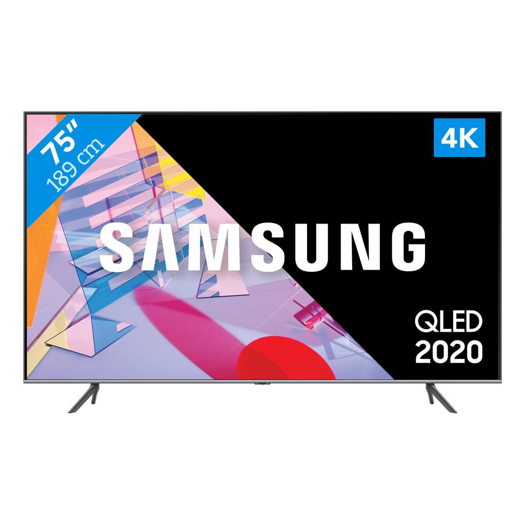 Tweedekans Samsung QLED 75Q64T (2020)