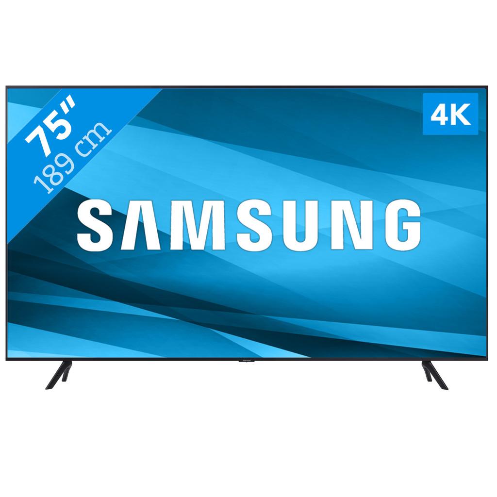 Samsung Crystal UHD 75TU7020 (2020)