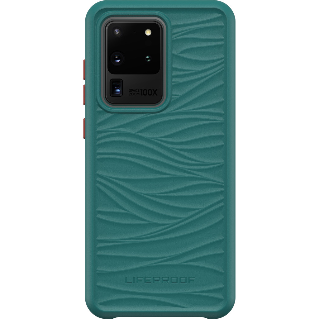 LifeProof WAKE Samsung Galaxy S20 Ultra Back Cover Groen