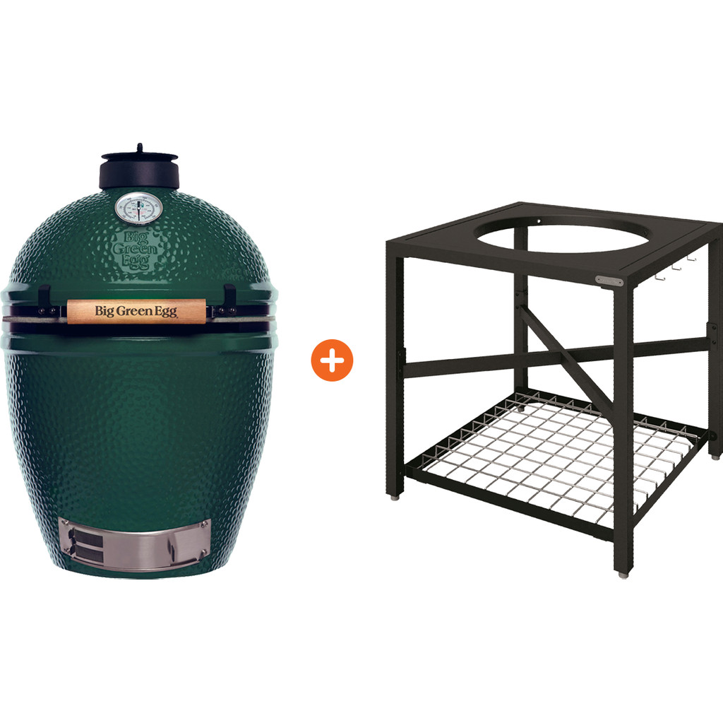 Big Green Egg Large inclusief frame